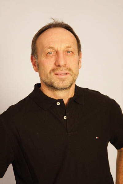 Bürgermeister Heiner Dopp